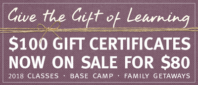 Gift Certificate Promo