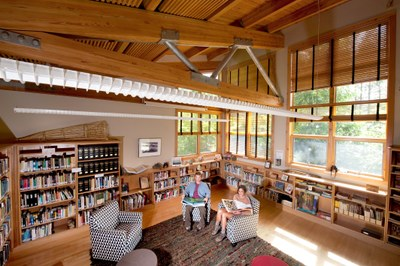 Wild Ginger Library North Cascades