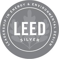 LEED Silver Award