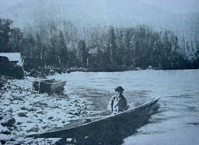 native canoe