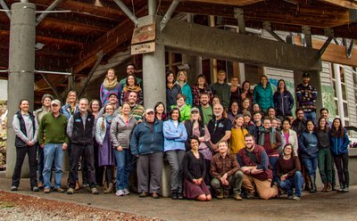 2018 North Cascades Institute Staff