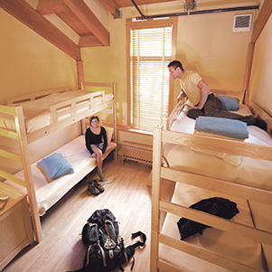 North Cascades Environmental Learning Center Accommodations