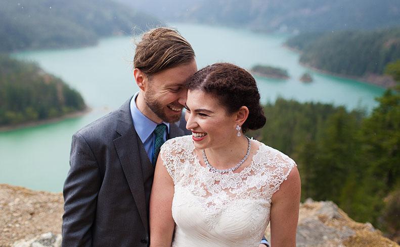 North Cascades Institute Weddings