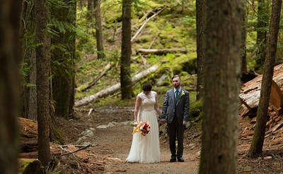 North Cascades Wedding