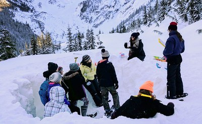 Mt. Baker SnowSchool