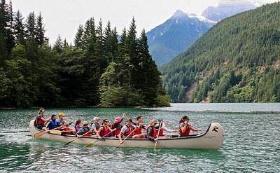 North Cascades Family Getaways