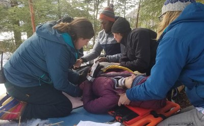 Wilderness Medical Courses