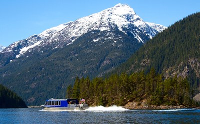 Skagit Tours Afternoon Boat Cruise