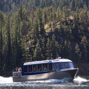 Diablo Lake And Lunch Boat Tours