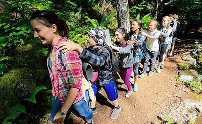 Mountain School Trust Walk