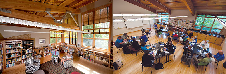 North Cascades Environmental Learning Center Campus