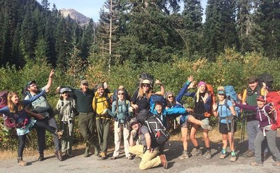 North Cascades Institute Grads Cohort 17